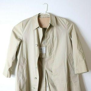 LONDON FOG Mens Size 44 Long  Maincoat Vintage